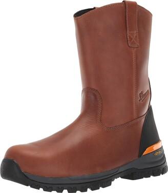 """Danner Men's Stronghold Wellington 10"""" Boot"""