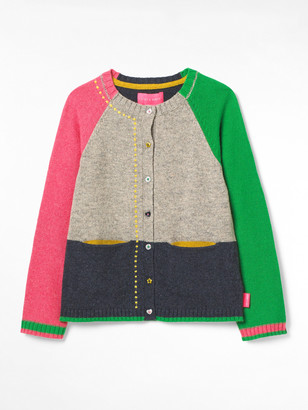 White Stuff Clara Colour Block Cardi