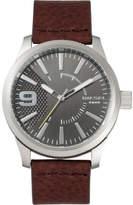 Diesel Rasp Brown Watch