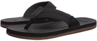 Quiksilver Coastal Oasis II (Black/Black/Brown 2) Men's Sandals