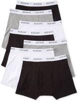Alfani Men's Cotton Tagless Boxer Briefs 7-Pack