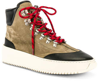 Fear Of God 6th Collection Hiker in Oliver & Black | FWRD