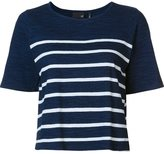 AG Jeans striped T-shirt