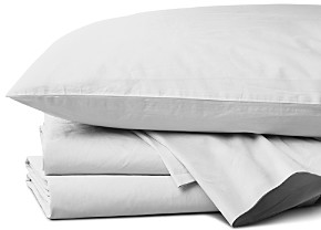 Coyuchi Organic Cotton 300TC Percale Sheet Set, California King