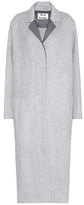 Acne Studios Amery Doublé Wool And Cashmere Coat