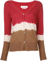Etoile Isabel Marant tie-dye cardigan - women - Cotton/Cashmere - 38