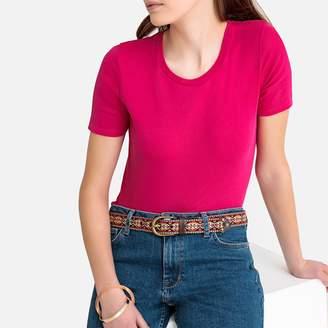 Benetton Cotton Short-Sleeved T-Shirt