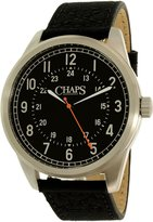 Chaps Men's Bransen CHP5012 Leather Quartz Watch