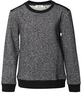 Dex Suede Patch Elbow Sweater