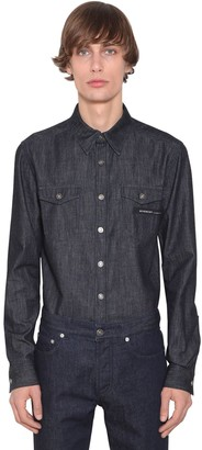 Givenchy Cotton Denim Shirt