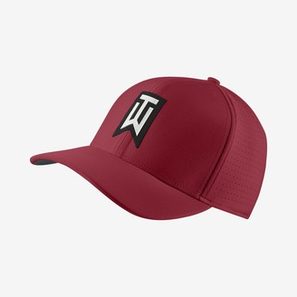 Nike Fitted Golf Hat TW AeroBill Classic 99