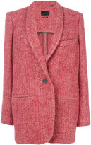 Isabel Marant Elis coat - women - Cotton/Viscose/Alpaca/Virgin Wool - 36