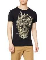 Religion Men's CHERRUBS Skull TEE T-Shirt