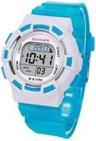Hotkey® Boys Watch,Hotkey Children Boys Digital LED Sports Watch,Life Waterproof Kids Alarm Date Watch Gift,Alarm Function -CS-5109