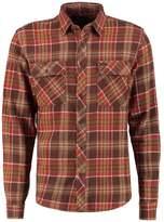 Brixton Bowery Shirt Braun