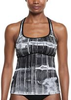 Nike Women's Electrify Racerback Tankini Top
