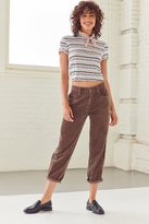 BDG Jillian Low-Rise Straight-Leg Corduroy Pant