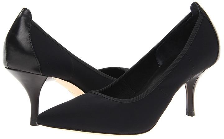 Donald J Pliner Emma (Black/Black) - Footwear