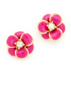 Kate Spade Shine On Flower Stud Earrings
