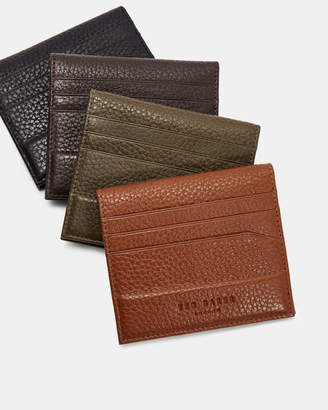 Ted Baker STEEMER Leather bifold cardholder
