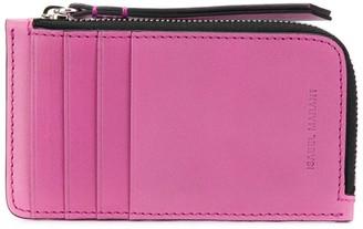 Isabel Marant Nysken Leather Zipped Wallet