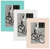 Kate Spade Garden DriveTM 4-Inch x 6-Inch Picture Frame