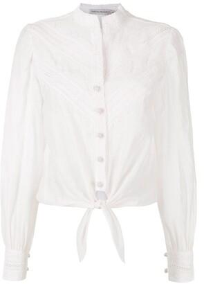 Martha Medeiros Bianca cotton T-shirt