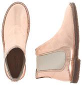 J.Crew Girls' metallic pull-on boots