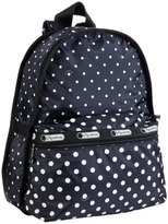 Le Sport Sac Basic Backpack (Toddler/Kids) - Sun/Multi/Black - One Size