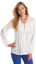 Chaudry Women's Long Sleeve Top