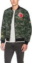 Solid Men's Kelan Bomber Jacket