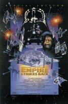 Star Wars Poster The Empire Strikes Back (68,5cm x 101,5cm) + plus white fabulous protective gift tube