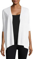 Lord & Taylor Oversized High Side Slit Cardigan