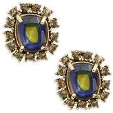 Gerard Yosca Geometric Stud Earrings