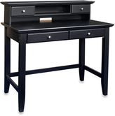 Home Styles Bedford Student Desk with Hutch