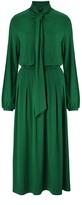 Baukjen Cosette Dress In Bright Emerald