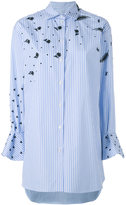 Valentino flared sleeve shirt