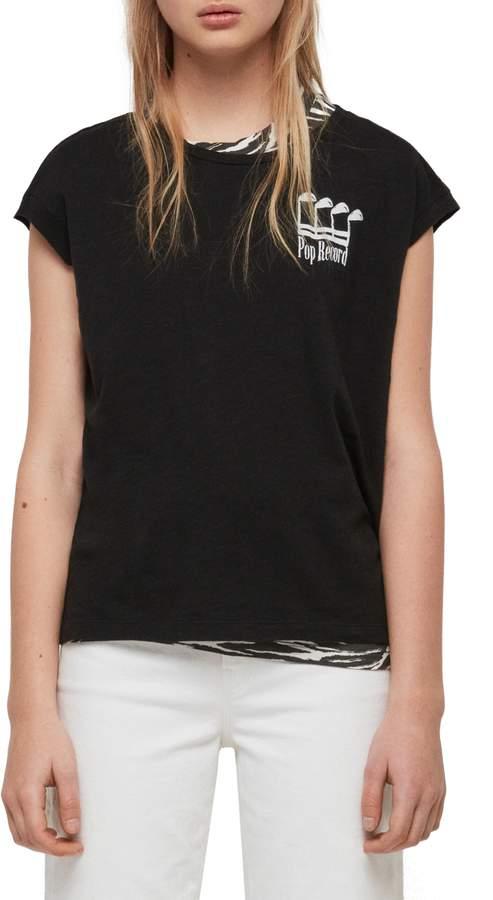 99c5eb534 AllSaints Women's Tees And Tshirts - ShopStyle
