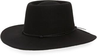 Treasure & Bond Wool Felt Gaucho Hat
