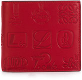 Loewe Signature bifold wallet