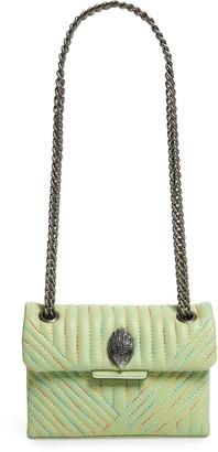 Kurt Geiger Mini Kensington Leather Crossbody Bag