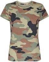 Polo Ralph Lauren Beaded Camouflage T-Shirt
