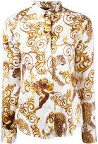 Philipp Plein Camicial Shawn blouse - women - Silk/Spandex/Elastane - S