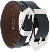 Givenchy double buckle bracelet