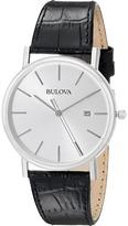 Bulova Men's Straps - 96B104 Watches