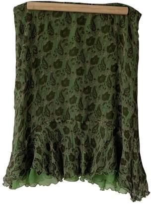 Bruuns Bazaar Green Skirt for Women