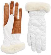 UGG Shearling Cuff Tech Gloves