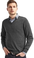 Gap Merino wool V-neck sweater