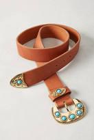 B-Low the Belt Marietta Turquoise Belt