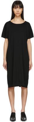 Issey Miyake Black Le Pain Dress